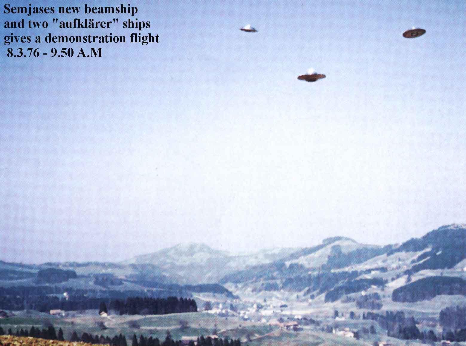 Фото нло 2011 летят на землю 4